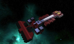47th Legion Mobile Base - Interstellar Rift