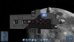 Gravity Driven Ship - Basic layout