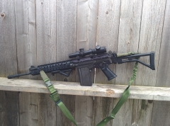 My FAL so far...