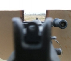 Gun sights, we have lock!
