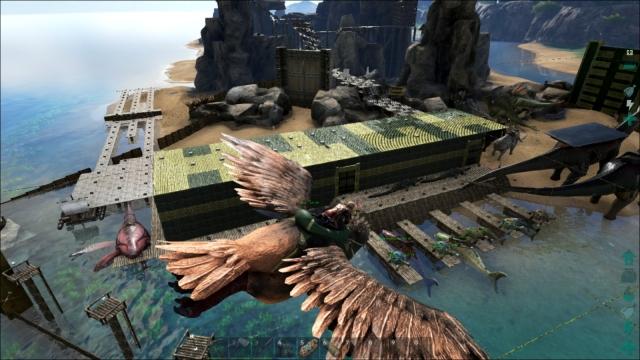 Next Build in Ark