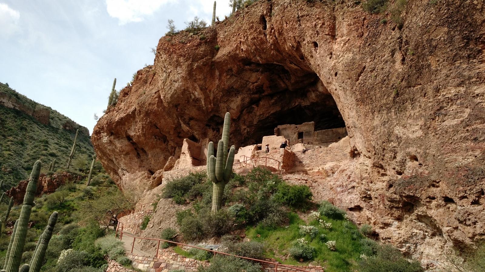 Tonto Basin Cliff Dwelling