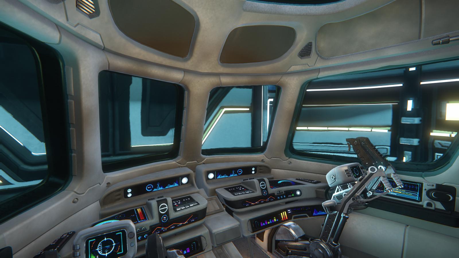 Freelancer Cockpit