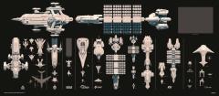 SC Ship Comparisons Smaller