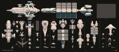 SC Ship Comparisons