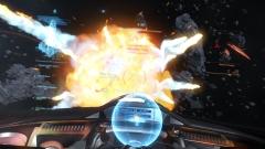StarCitizen AC Missile Hitting Vanduul