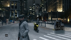Night Pose in Watch Dogs