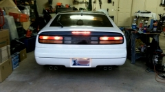 300ZX After Getting Working
