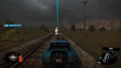 The Crew - My shortcut on the railroad tracks didn't turn out so well...