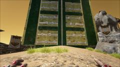 The great 47th Legion Main gate