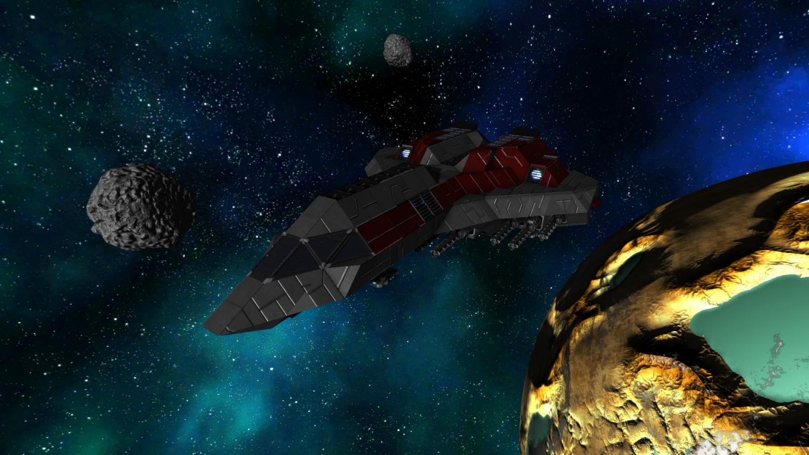 Gladius Interceptor