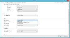 autoplay menu