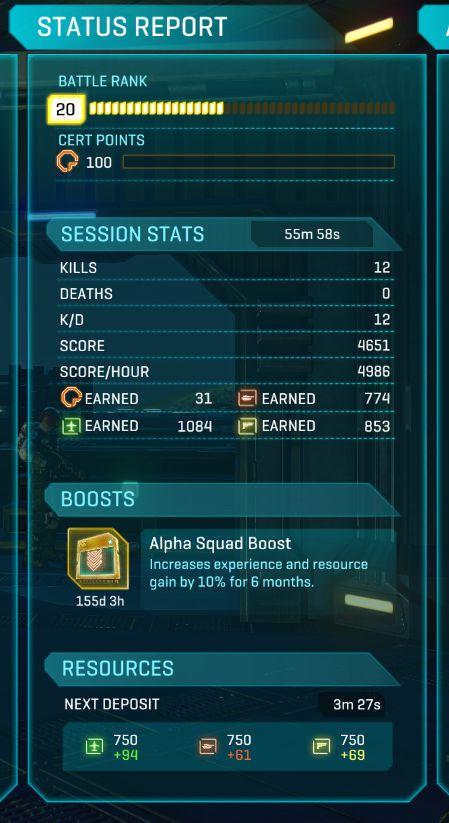 good crown stats